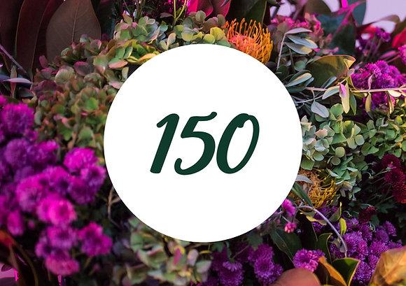 Geschenkkarte 150.-
