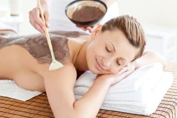 Eingewachsenes Haar - Mud Therapie