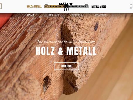 Unsere neue Homepage ist aufgeschaltet!