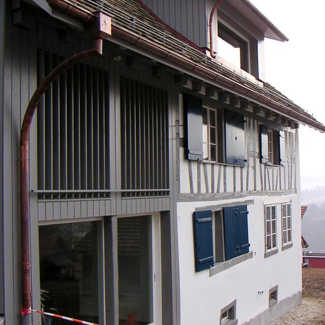 Haus am Stieg, Adliswil