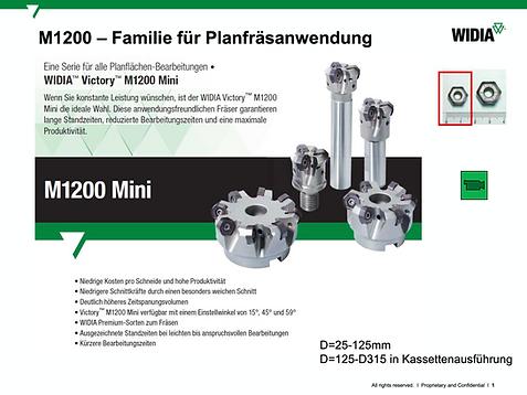 WIDIA_M1200__Familie_für_Planfräsanw