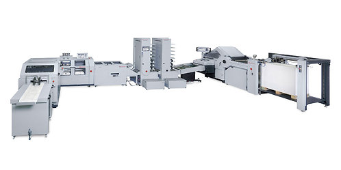 HORIZON Sammelhefter & Falzmaschine FoldLiner