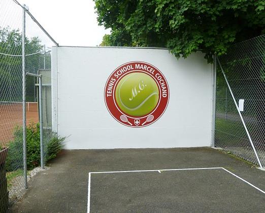 Tennisschule, Thalwil