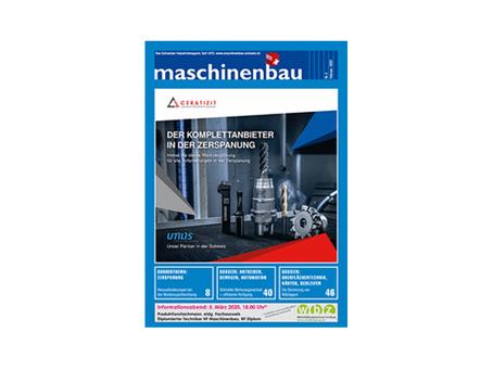 Firma SAUTER –Schneller Werkzeugwechsel = effiziente Fertigung auf Drehmaschinen