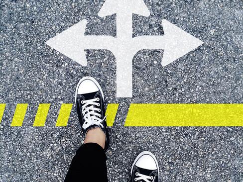 Der richtige nächste Schritt für Ihre Laufbahn