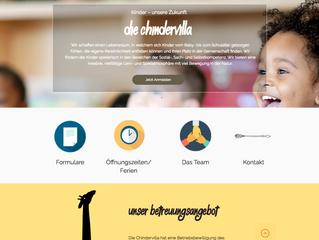 Wir haben eine neue Webseite