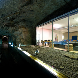 Felsenhotel La Claustra, Gotthardpass