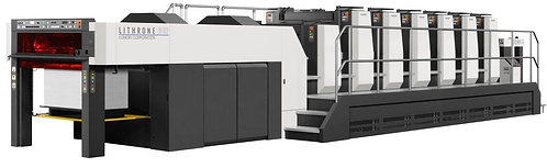 KOMORI Lithrone G37 Offsetdruckmaschine