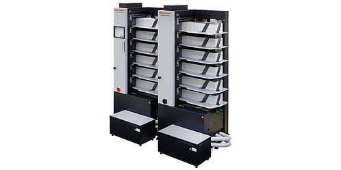 HORIZON VAC-L600H Zusammentragmaschine