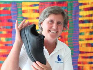 «Viele Patienten sind mit dem Anova Schuh ganz und gar schmerzfrei.»