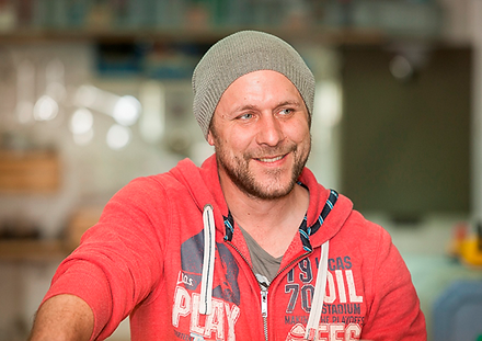 Martin Hoppler, Inhaber von Metall & Holz
