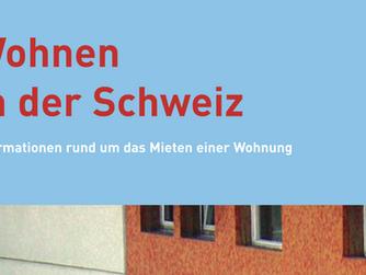 Wohnen in der Schweiz in 17 Sprachen