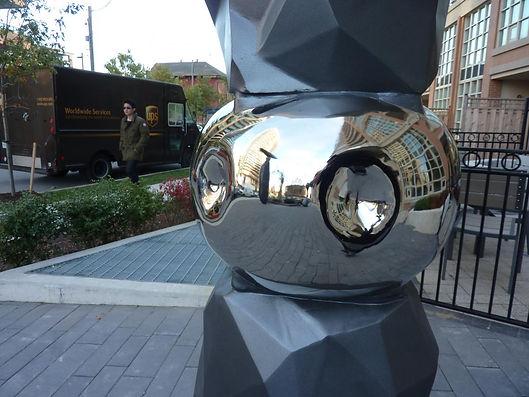Skulptur Kunst