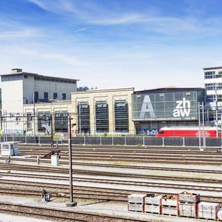 ZHAW Dep. Architektur und Gestaltung