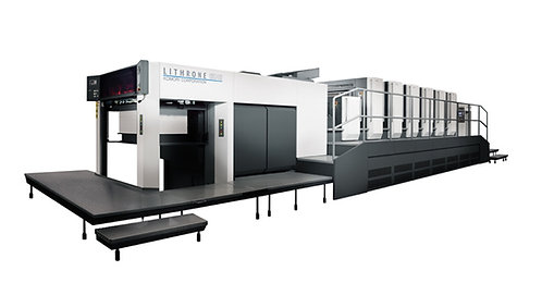 KOMORI Lithrone GX40 Offsetdruckmaschine