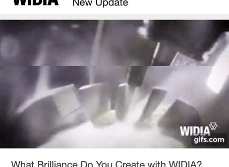 What Brilliance Do You Create with WIDIA?