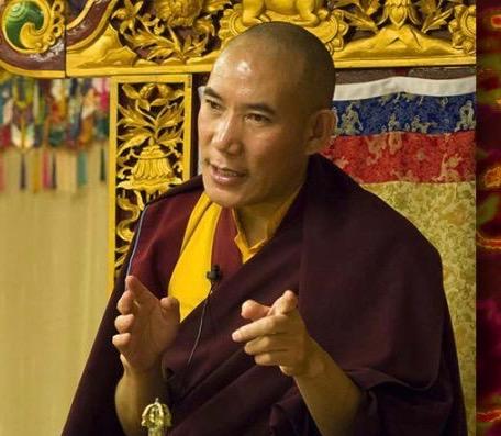 Chamtrul Rinpoche