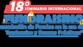 18° Seminario internacional Fundraising Recaudación de fondos en la era digital:  tendencias y buena
