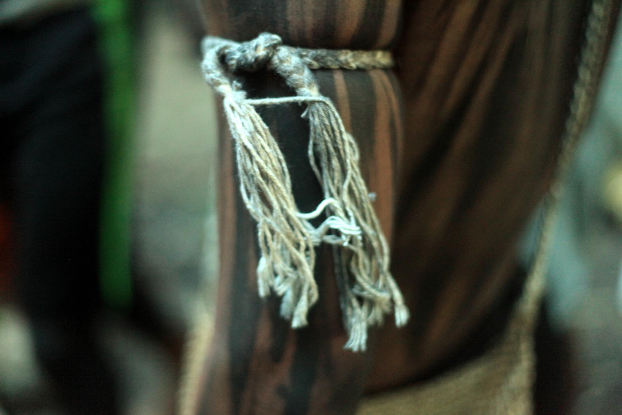 Ritual relizado pelos índios Fulni-ô