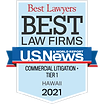 Best Law Firms - HI Tier 1 Badge - Comme