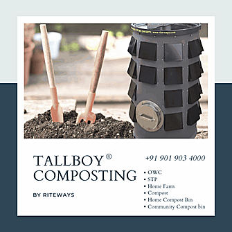 community compost bins for composting waste