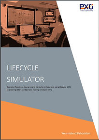 Lifecycle simulator