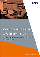 Operations readiness and assurance