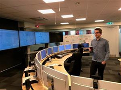 Kontrollrom og simulator rådgivning