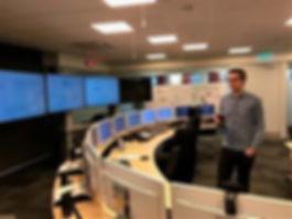 Kontrollrom og simulator
