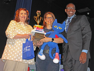 First 5 Lex salutes Book Madness winner and community champions