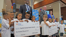 PNC Foundation donates $100,000 for FCPS early childhood initiatives