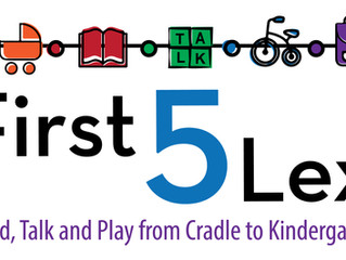 First 5 Lex encourages families to Read, Talk and Play