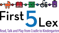 First 5 Lex Logo