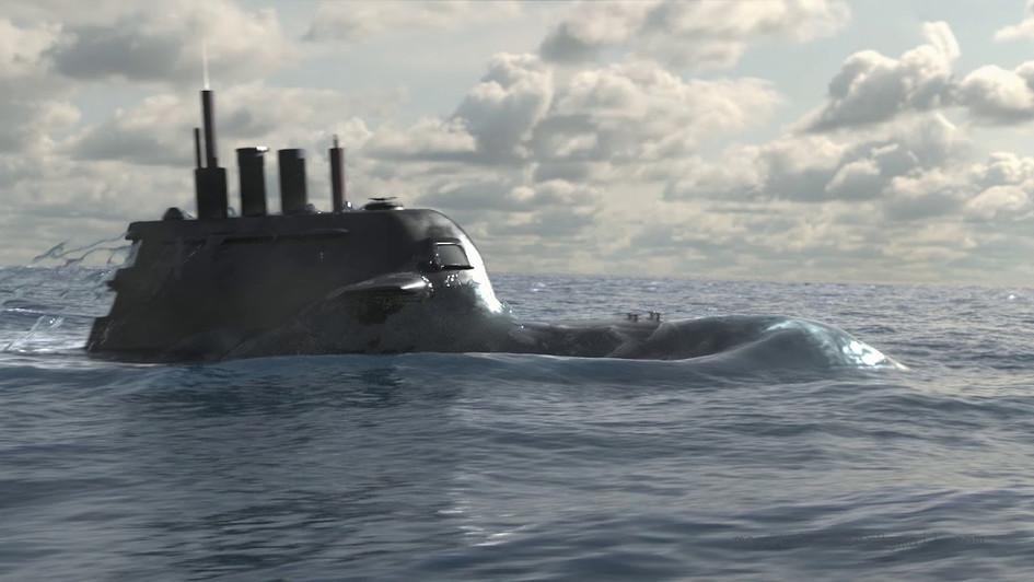 Submarine Rise