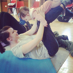 Gorgeous #BerryGoBabies class this morning