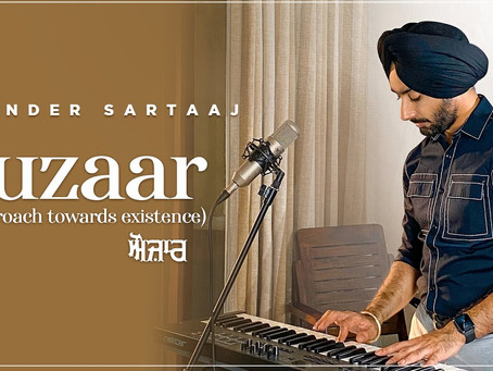 Auzaar - Satinder Sartaaj | Official Punjabi Lyrics | New Punjabi Songs 2020 | Saga Music