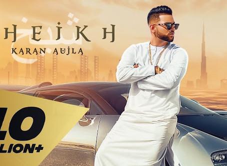 Sheikh Song Lyrics (ਸ਼ੇਖ ) Karan Aujla I Rupan Bal I Manna I Latest Punjabi Songs 2020