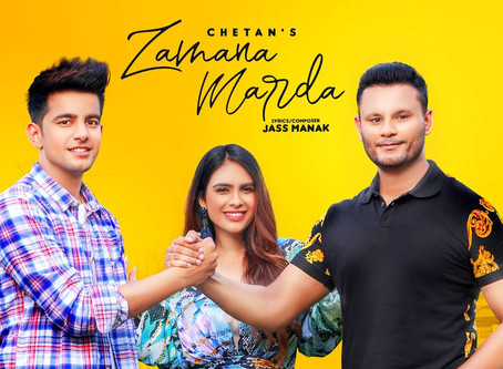 Zamana Marda : Chetan Feat Jass Manak (Full Song Punjabi Lyrics)Latest Punjabi Songs 2020 | Geet MP3