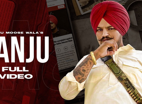 SANJU (Full Punjabi & English Lyrics) Sidhu Moose Wala | Latest Punjabi Songs 2020