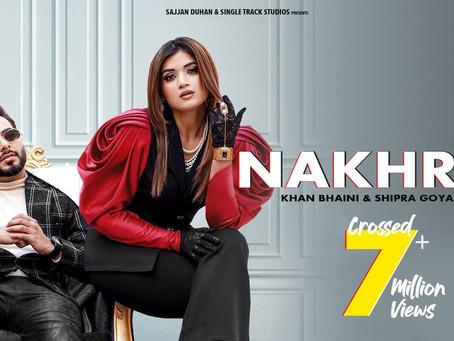 Nakhro |Official Punjabi Lyrics | Khan Bhaini | Shipra Goyal | NAKHRO | New Punjabi Songs 2020 |