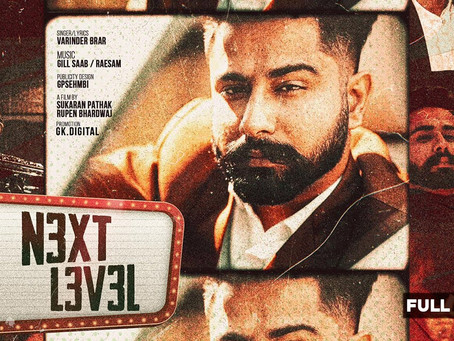 Next Level : Varinder Brar (Official Lyrics in English and Punjabi ) Latest Punjabi Songs 2020 | GK