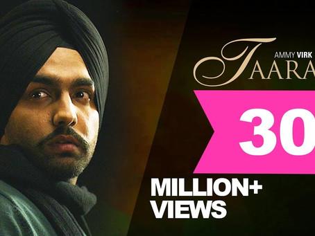Ammy Virk - Taara (Official Punjabi & English Lyrics) | Album - Shayar | Latest Punjabi Song 2015