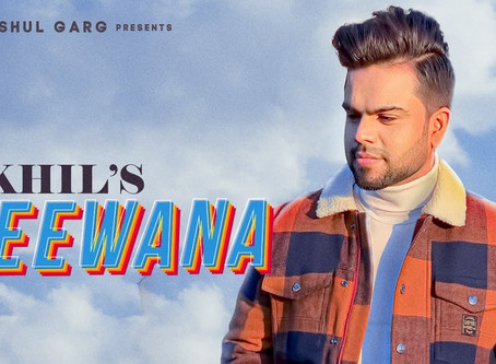 Deewana - Akhil | Pav Dharia | Desi Routz | Anshul Garg | Latest Punjabi Romantic Song Lyrics 2020