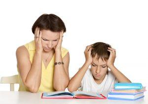 Les DEVOIRS et LEÇONS avec un enfant en difficulté