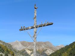 Croix dans le Queyras