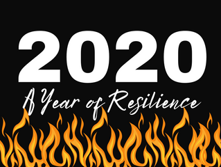 2020: The Year of Resilience