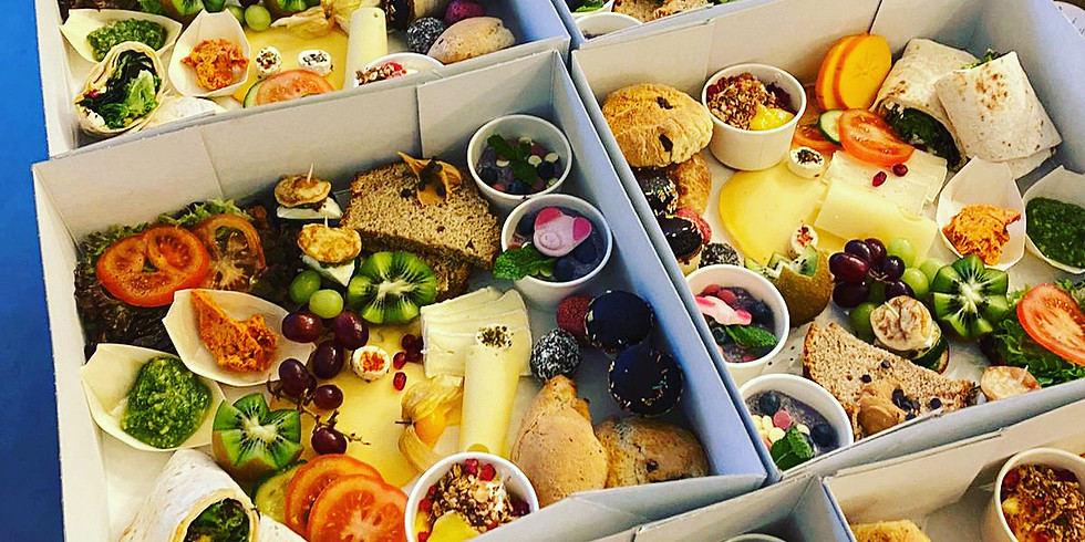 Cacadoo Stay Home Brunch Box