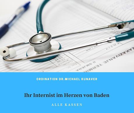 Internist Baden Ordination Dr.Michael Ku