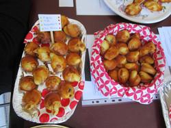 Cake Figues Miel Roquefort