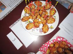 Cake Madeleine Pomme et Poire